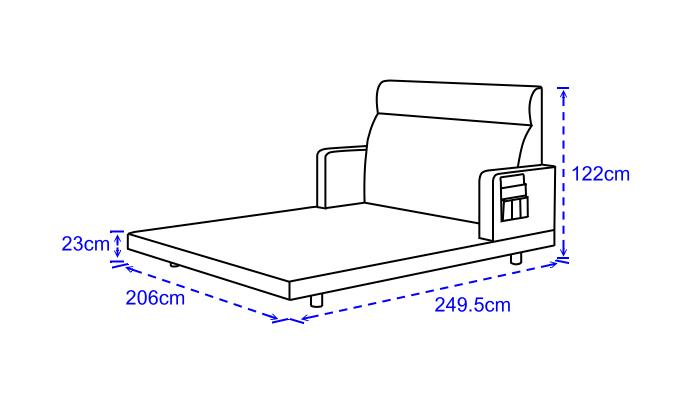 梅鳳企業公司-折疊椅、蜂巢系列桌椅圖